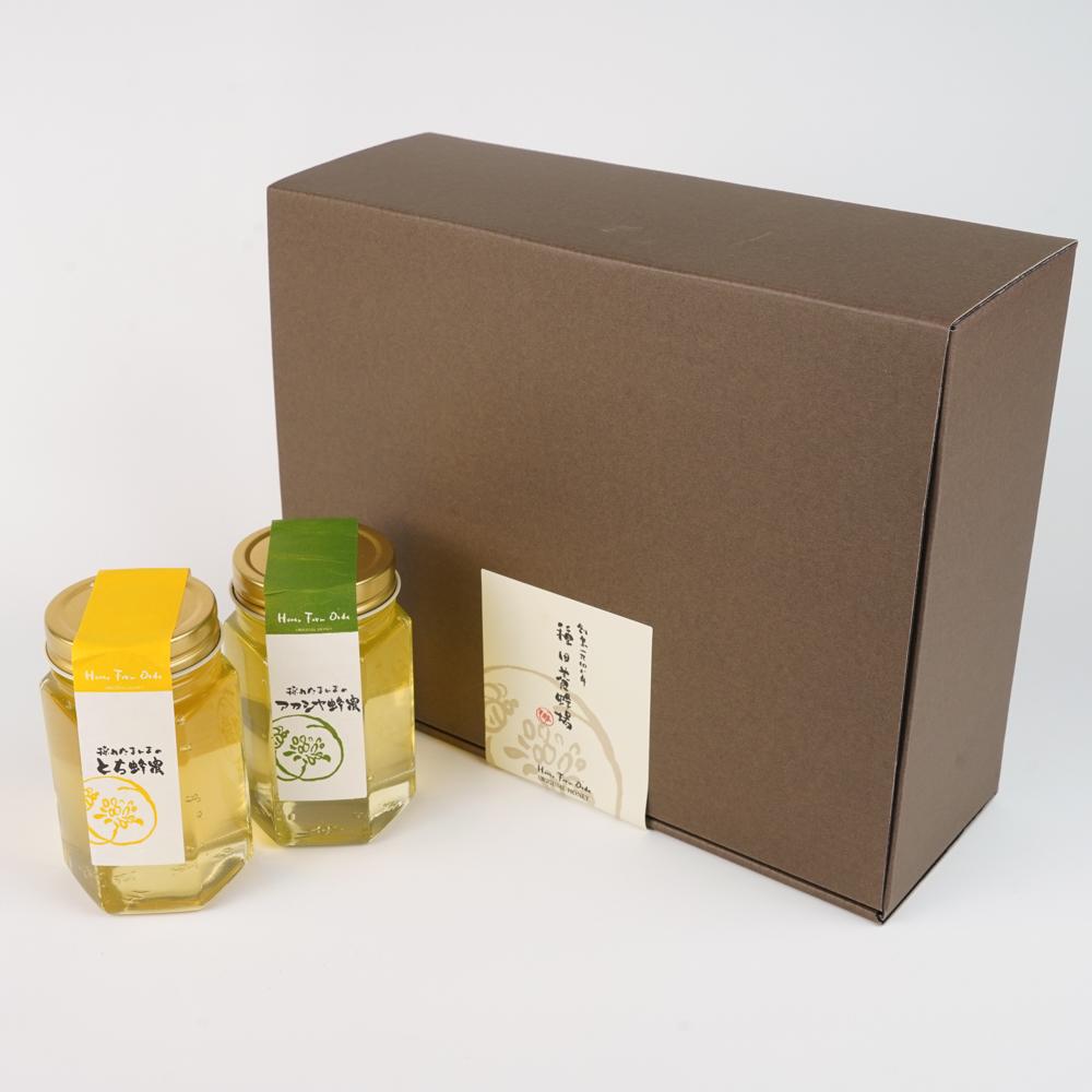 アカシヤ蜂蜜 とち蜂蜜 蜂蜜ギフト 種田養蜂場
