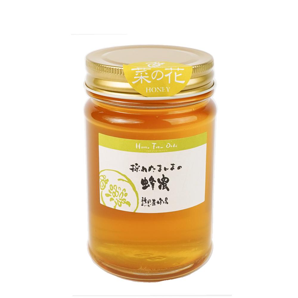 菜の花蜂蜜 種田養蜂場