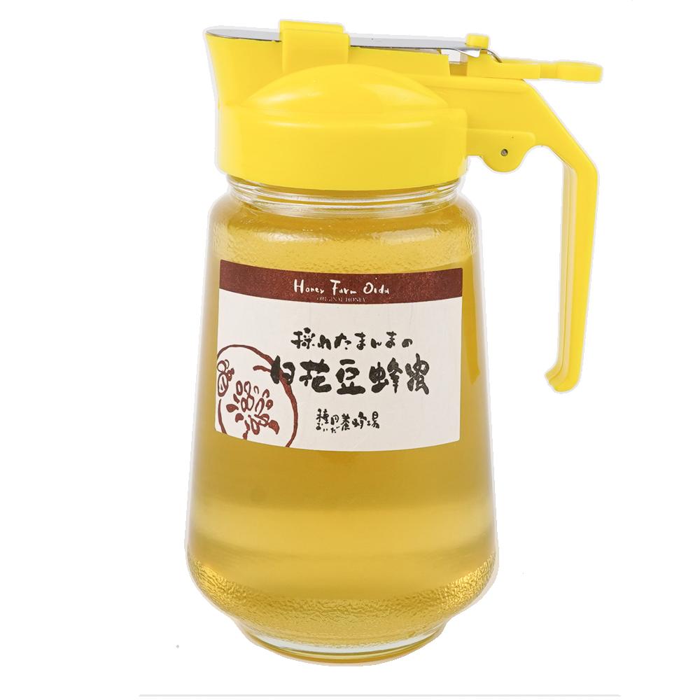 白花豆蜂蜜 種田養蜂場